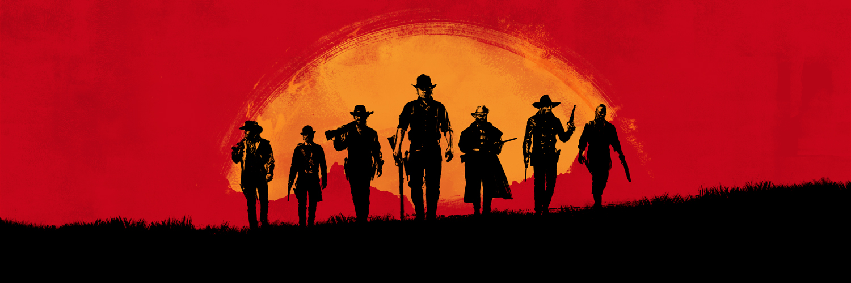 Red Dead Redemption 2 Artwork from Rockstar Games