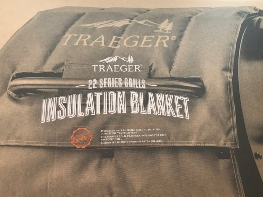 22 Series Traeger Insualtion Blanket