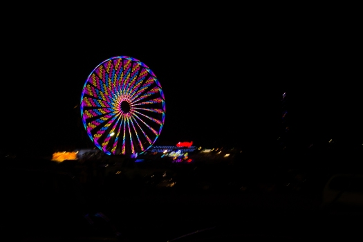 Ferris Wheel at the Garrett County Agricultural Fair