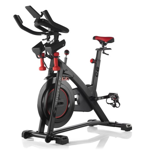 Bowflex C6 Indoor Cycling Bike - Image from Bowflex.com
