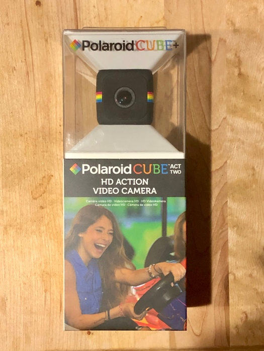 Polaroid Cube Act II Box